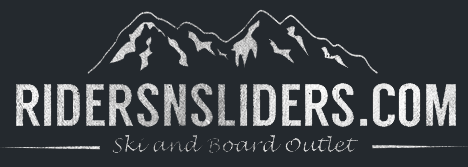 riders n sliders ski and board store logo